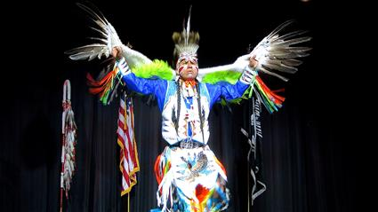 Native Culture: Resilient and Dancing with Pride