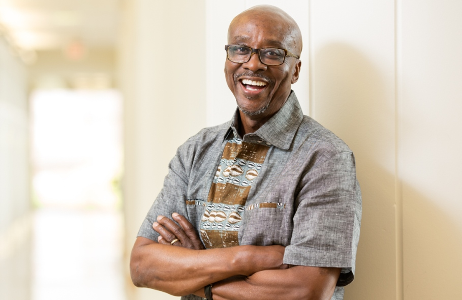 Professor Christopher Dunbar Jr.