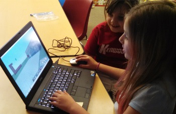 Project embeds computer science lessons in math instruction for K-5 students
