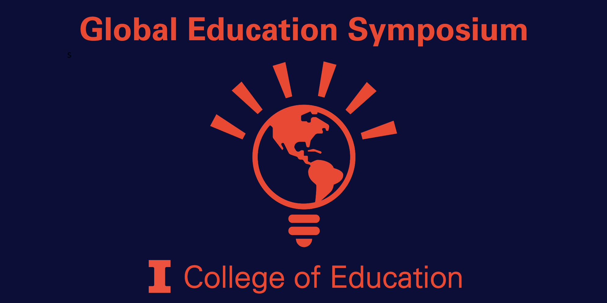 Global Education Symposium