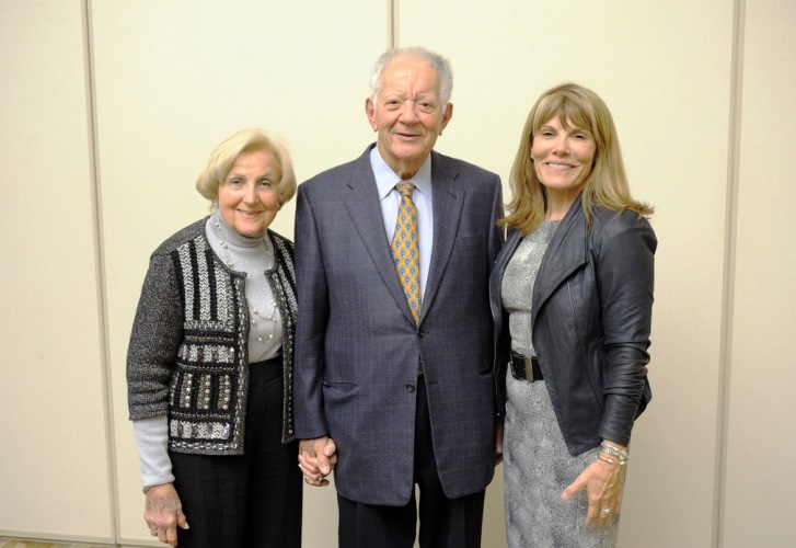 10th anniversary of Goldstick Family Lecture highlights progress in combating communication disorders Cornerstone