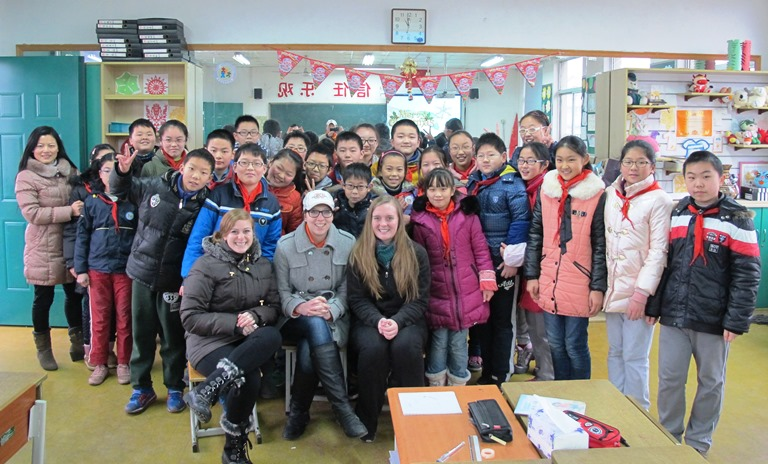 Study Abroad program in China