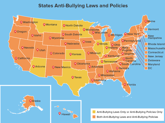 Anti-bullying policies