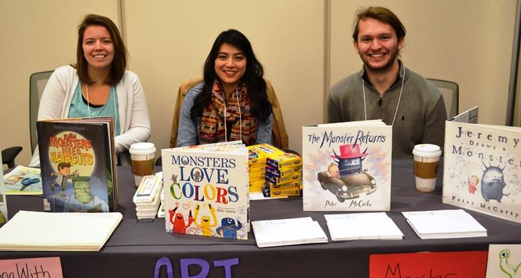 Authors at 2014 Youth Literature Festival