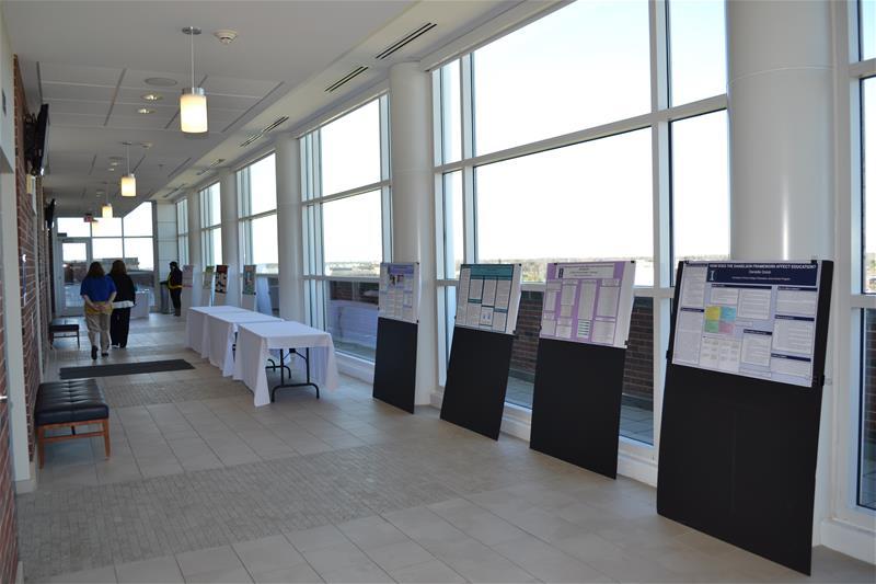 Image for James Scholar Poster Presentation Hall