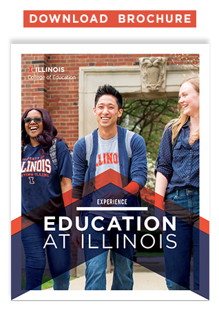 Experience Education at Illinois brochure