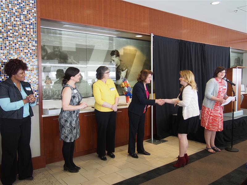 Image for James Scholar Recognition: Sydney Cooper