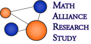 Math Alliance Research Study logo